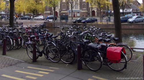 Фото Велосипеды из Голландии