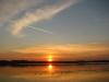 Закат на Водлозере